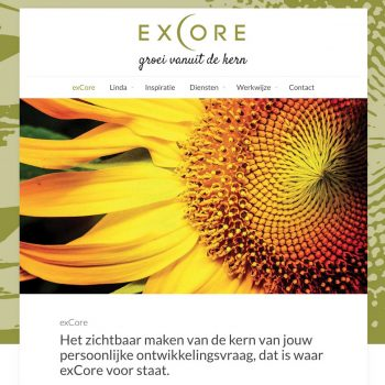 ExCore| Mrs. Website webdesign